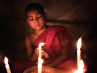 Young Novice Prayers