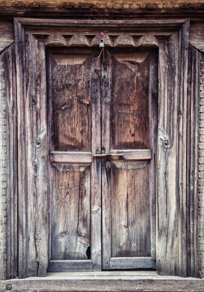 Doors with history