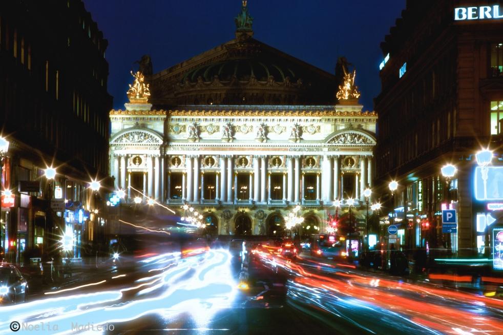 L' Opera de Paris